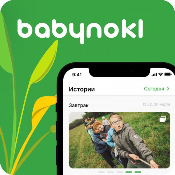 Babynokl – Приложения для видеонаблюдения за ребенком в детском саду