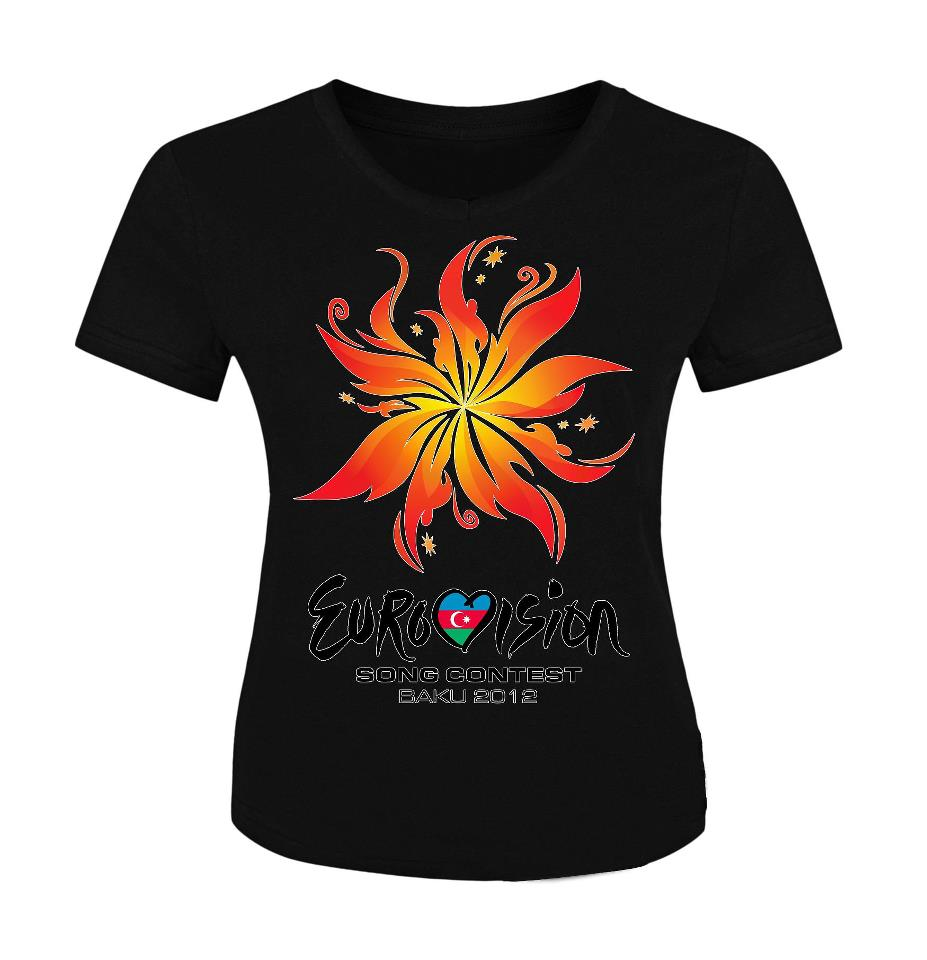 Eurovision Song Contest t-shirt