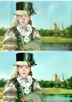 Реставрация цветной фотографии