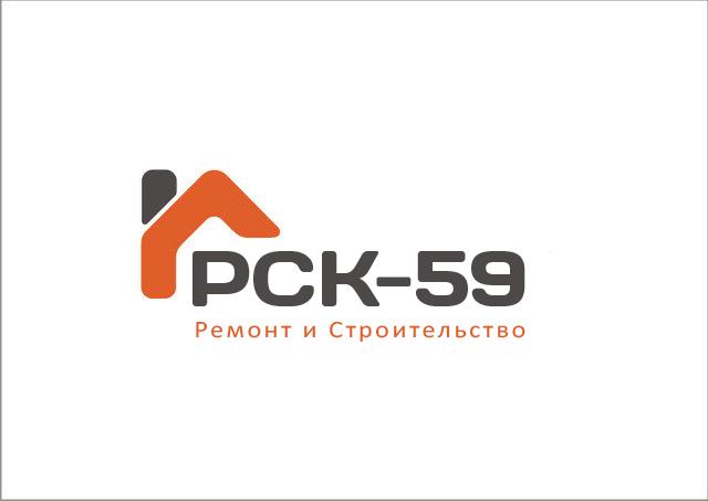 Логотип компании по строительству и ремонту