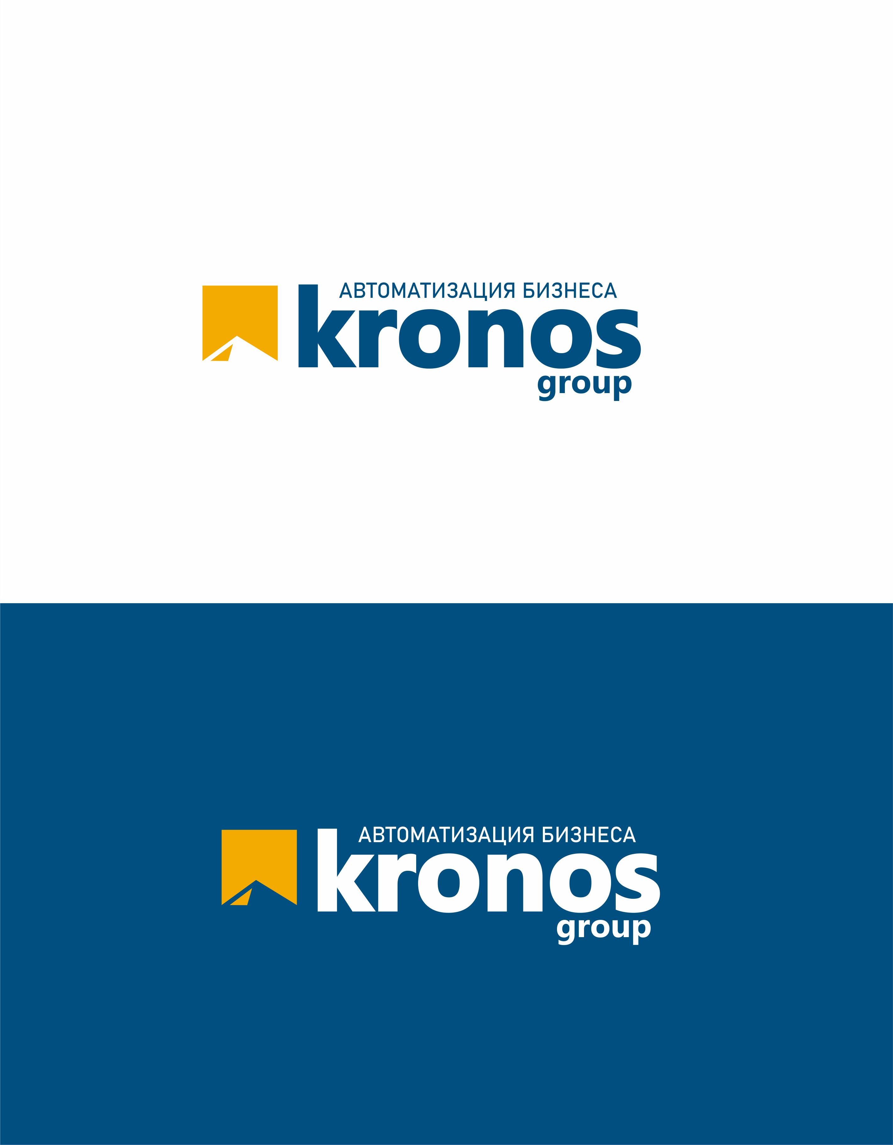 Разработать логотип KRONOS фото f_1225faf3d470593f.png