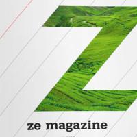 Журнал «ZE MAGAZINE»