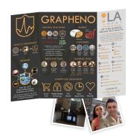 Мобильный стенд Grapheno