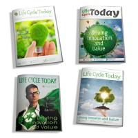 Обложка журнала Life Cycle Today