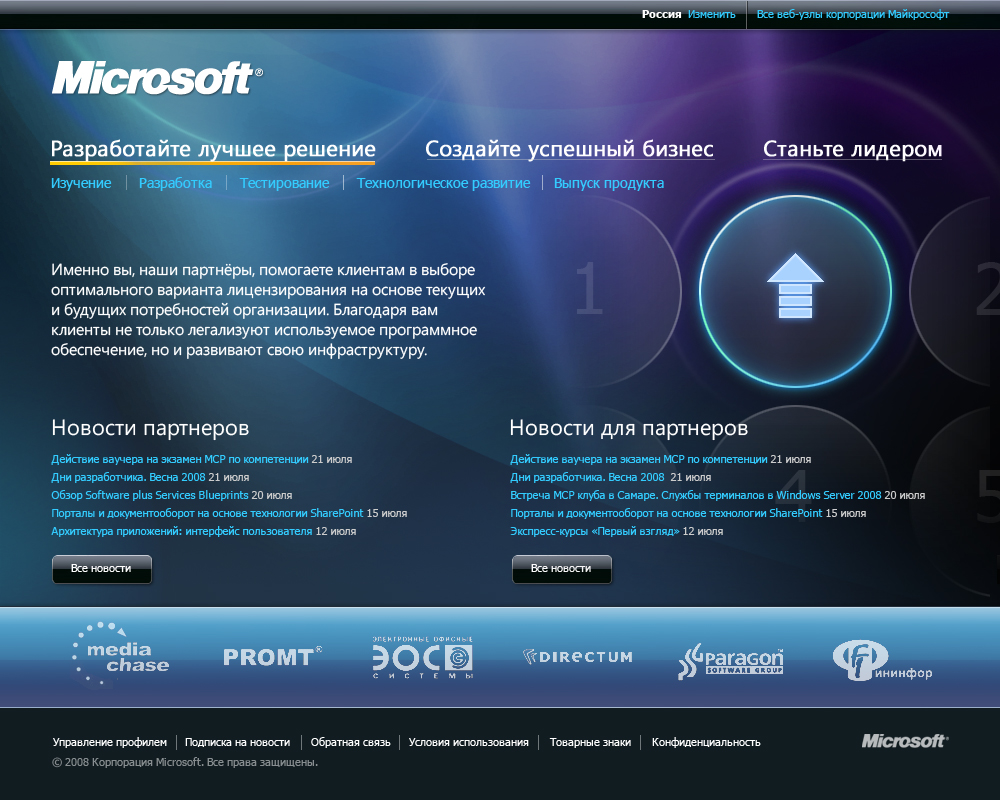 Microsoft ISV