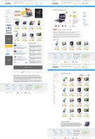 Дизайн интернет-магазина электроники и бытовой техники