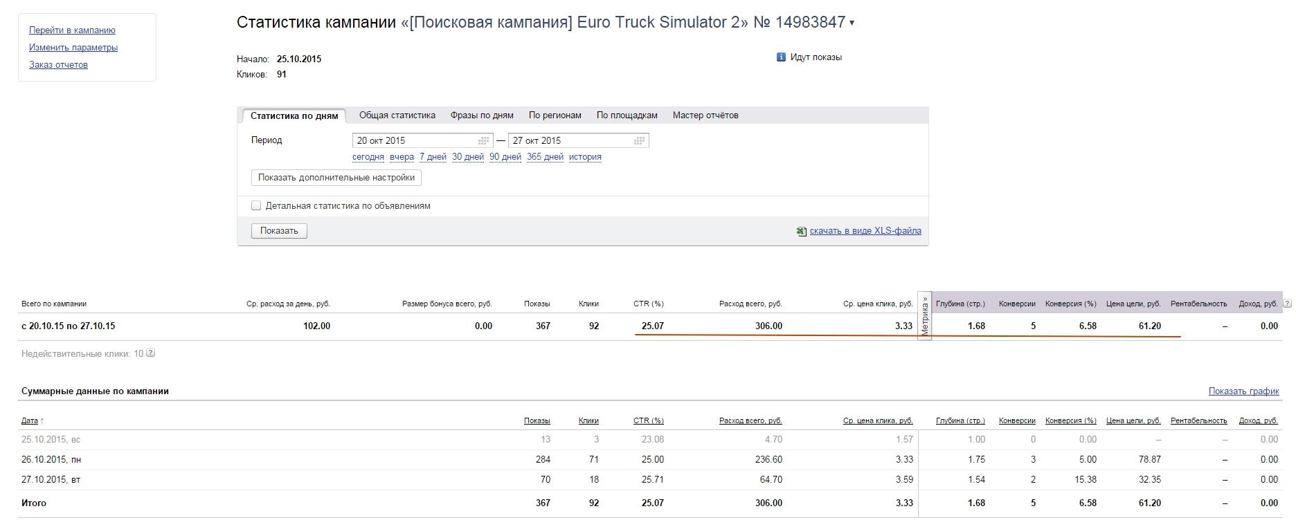 Продажа игры Euro Truck Simulator 2