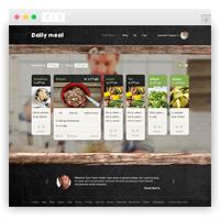 Daily meal — Сервис
