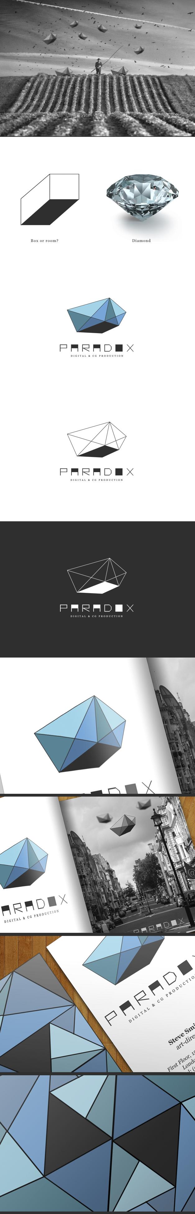 Paradox. Digital&CG production.