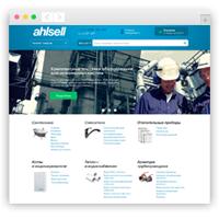 Ahlsell — Интернет магазин