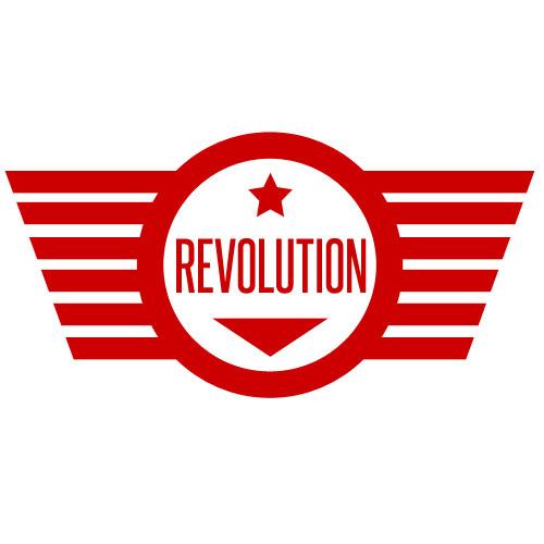 Разработка логотипа и фир. стиля агенству Revolución фото f_4fb8f6a98d597.jpg