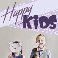 Дизайн группы Вконтакте: Happy Kids