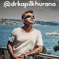 Доктор Капил Курана: продвижение личного аккаунта Instagram стоматолога из Кемерово
