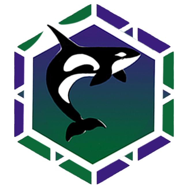 Разработка фирменного символа компании - касатки, НЕ ЛОГОТИП фото f_3115b02c93106c75.jpg