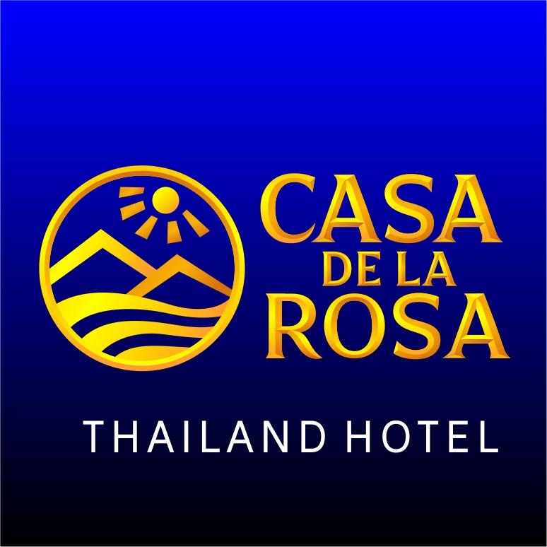Логотип + Фирменный знак для элитного поселка Casa De La Rosa фото f_9415cd3ccde4de4b.jpg