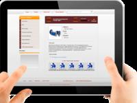 Верстка по макету psd (html,css) крупные сайты-порталы , разработка...