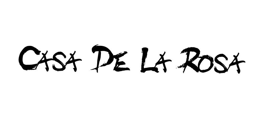 Логотип + Фирменный знак для элитного поселка Casa De La Rosa фото f_8505cd2d7aaf2d27.jpg