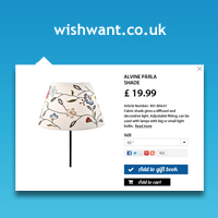 Wishwant.co.uk - разработка gift - стартапа