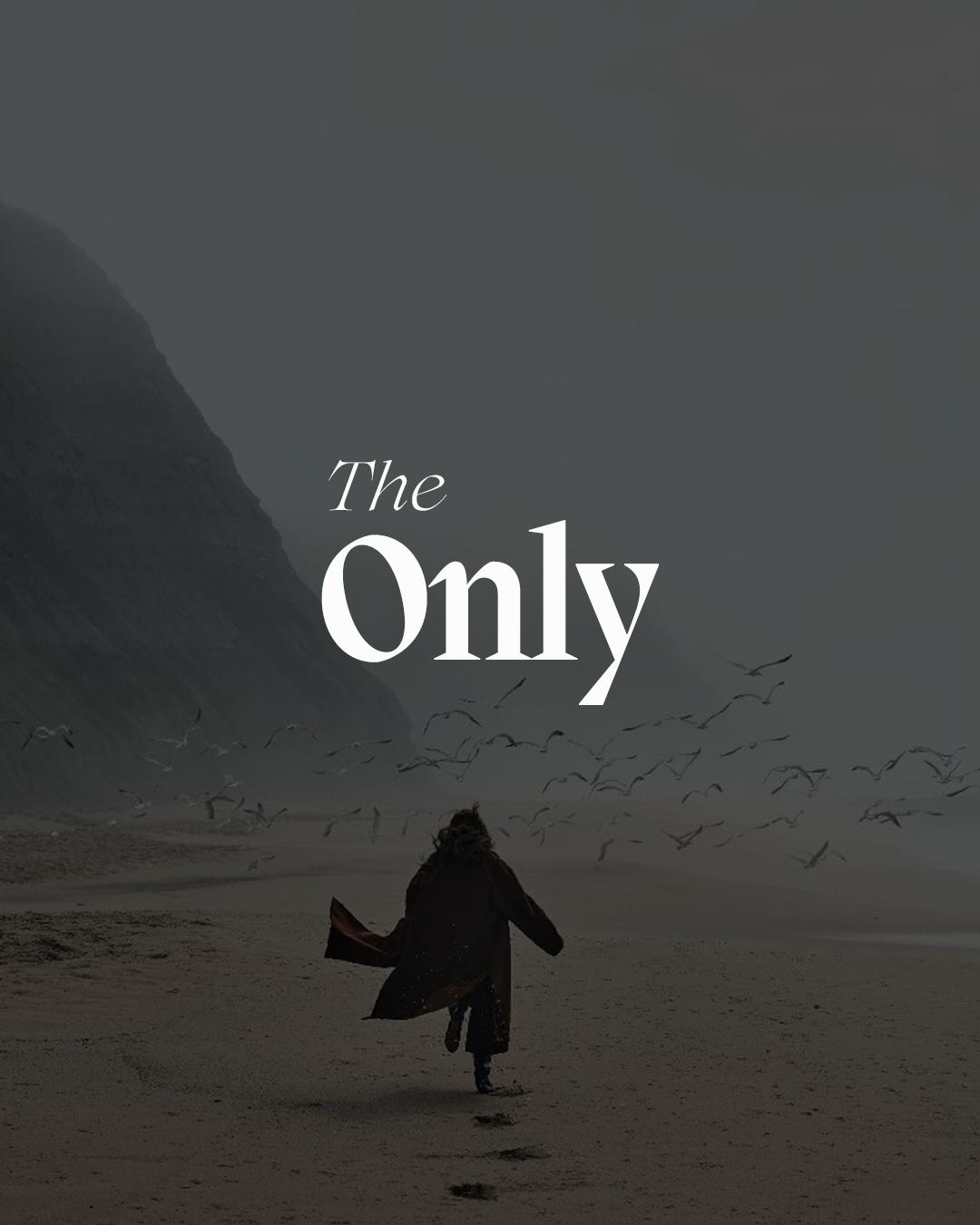 """Логотип для бренда """"The Only"""""""