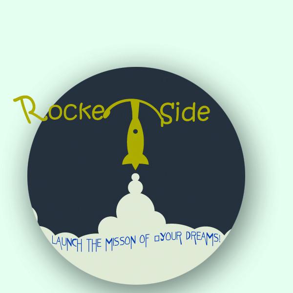 rocket side logo