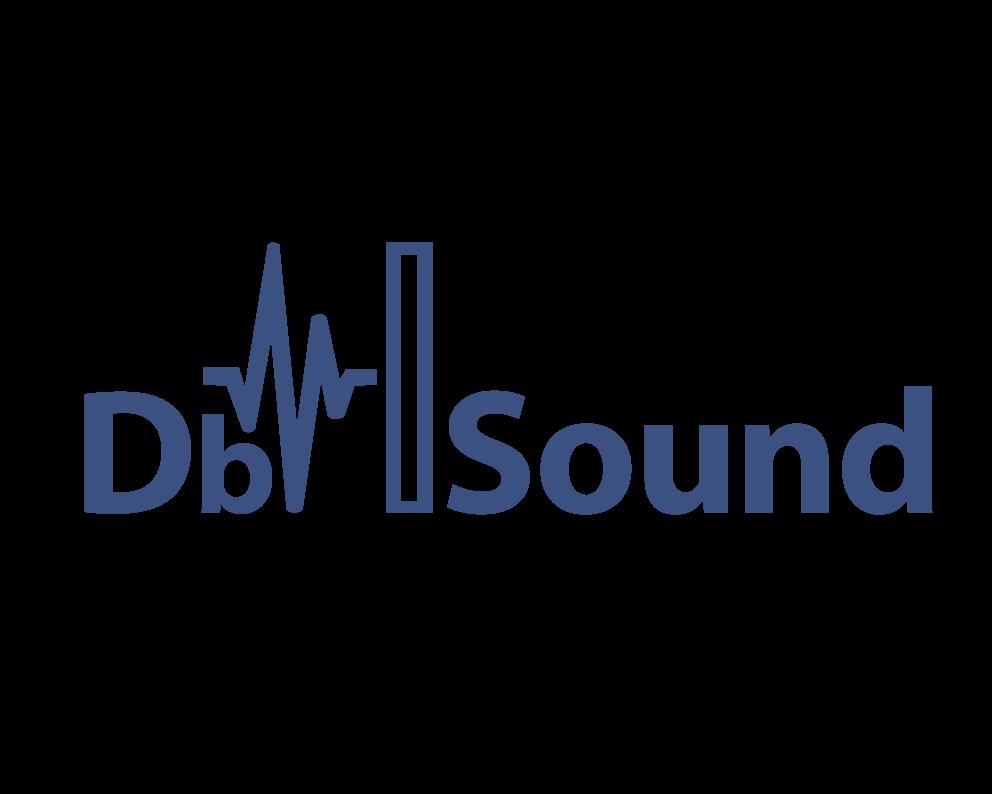 Создание логотипа для компании dB Sound фото f_12159b7685cd9bb2.png