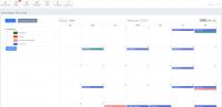 CRM - календарь заказов