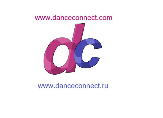 Разработка лого для спортивного портала www.danceconnect.ru фото f_7015b403fc3497ad.png