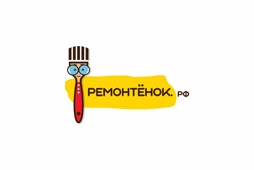 Ремонтёнок: логотип + брэндбук + фирменный стиль фото f_21659575aa70bd91.png