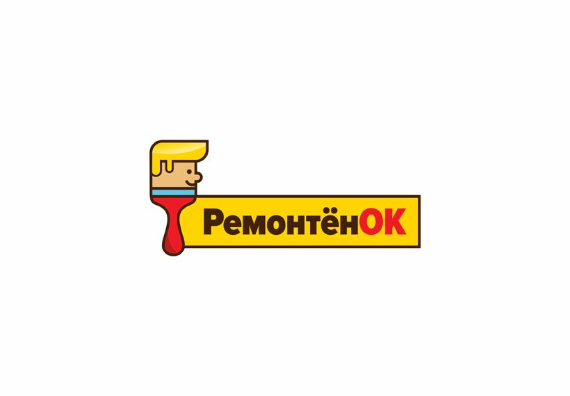 Ремонтёнок: логотип + брэндбук + фирменный стиль фото f_2575954be2ba58e9.png