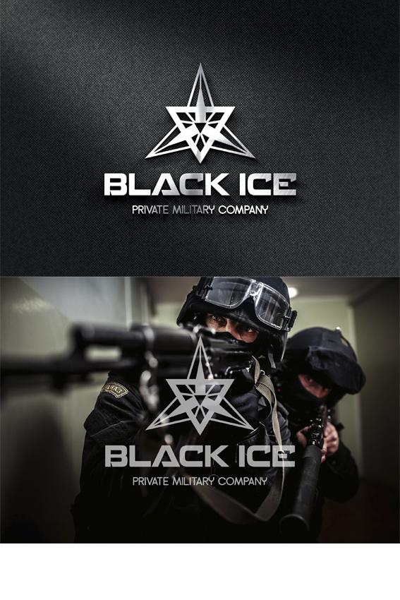 "Логотип + Фирменный стиль для компании ""BLACK ICE"" фото f_51856e14d63efe15.jpg"