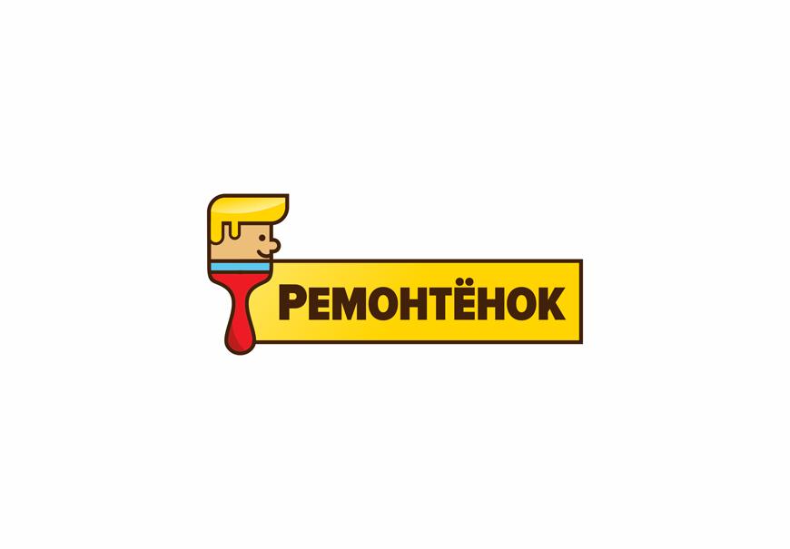 Ремонтёнок: логотип + брэндбук + фирменный стиль фото f_5805954bcf80d78f.png