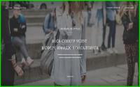 Оптимизация сайта имидж-студии MadameDeStyle