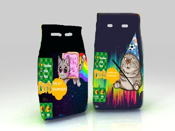 Создание дизайна упаковки для кормов для животных. фото f_8665ad5a0416b8ec.png