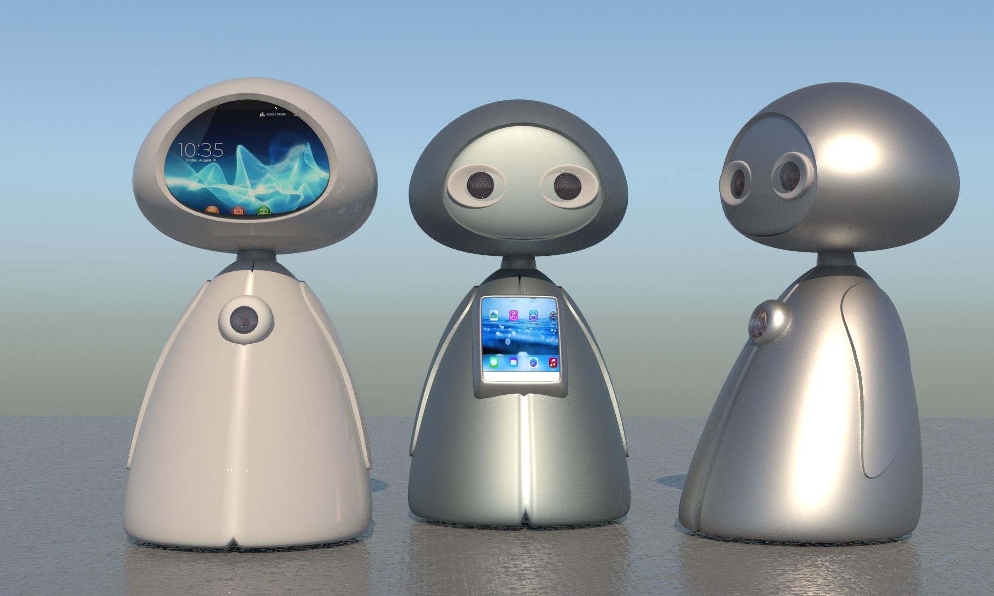 Конкурс на разработку дизайна детского домашнего робота. фото f_4065a7f4b4450707.jpg