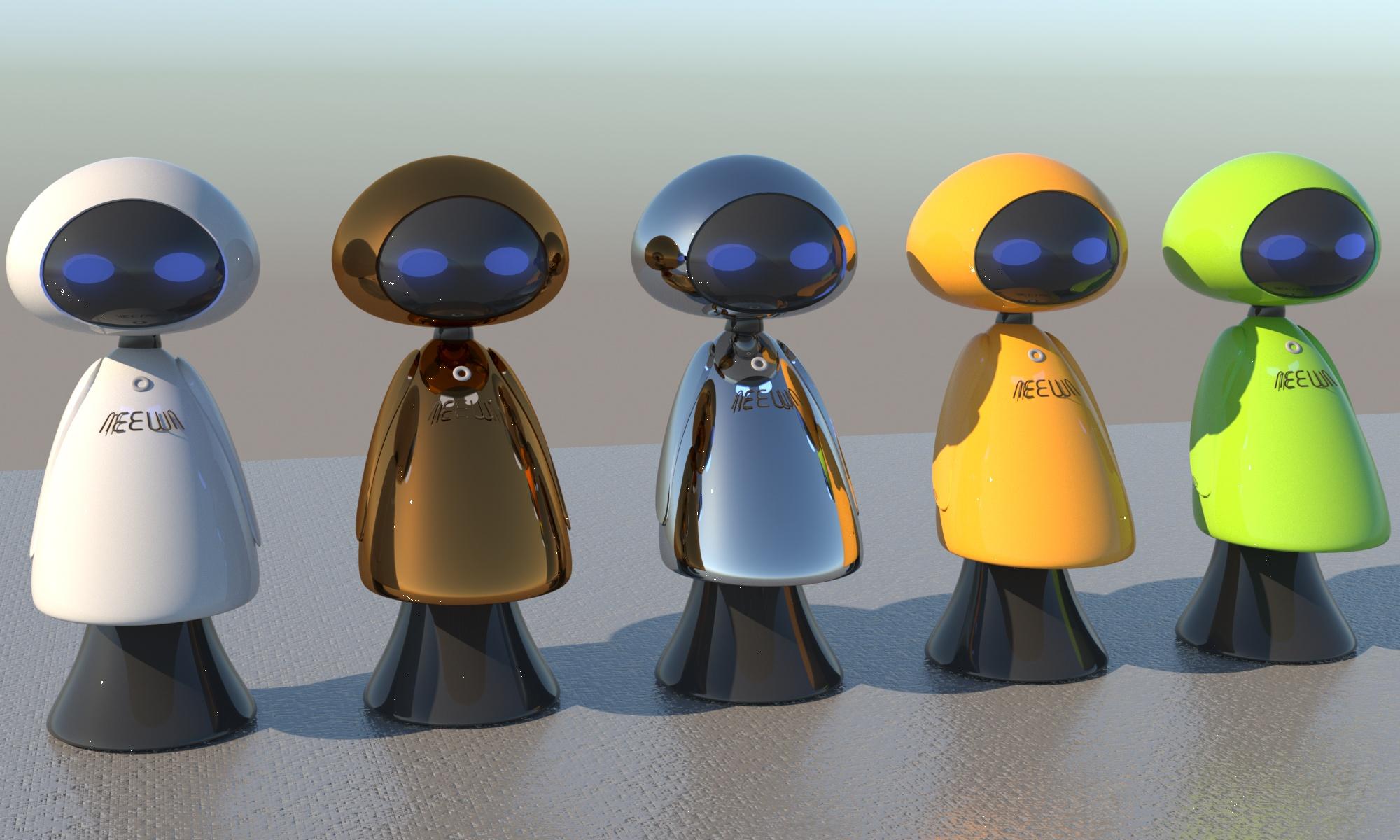 Конкурс на разработку дизайна детского домашнего робота. фото f_5585a7ca348a5e9d.jpg