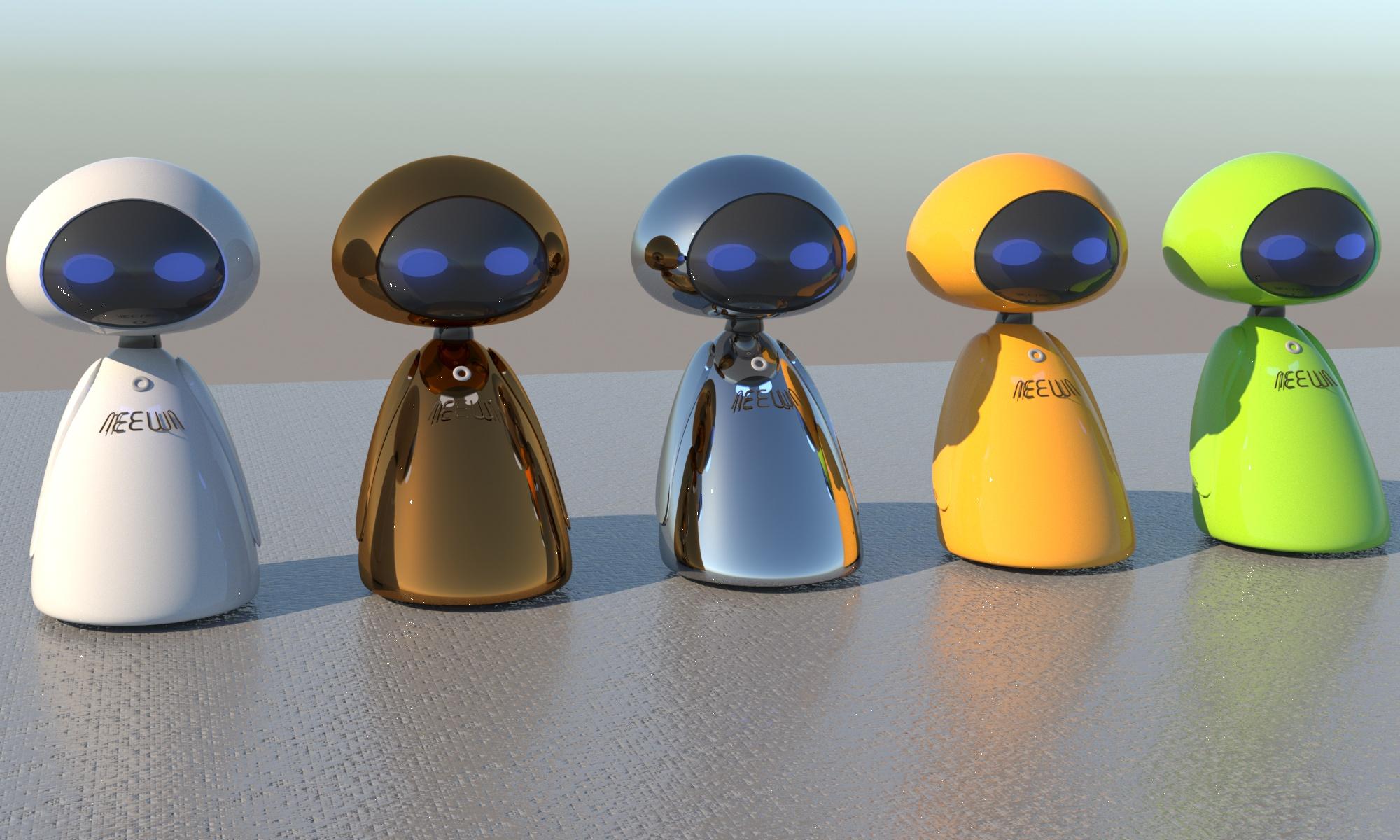 Конкурс на разработку дизайна детского домашнего робота. фото f_5975a7ca350cf348.jpg