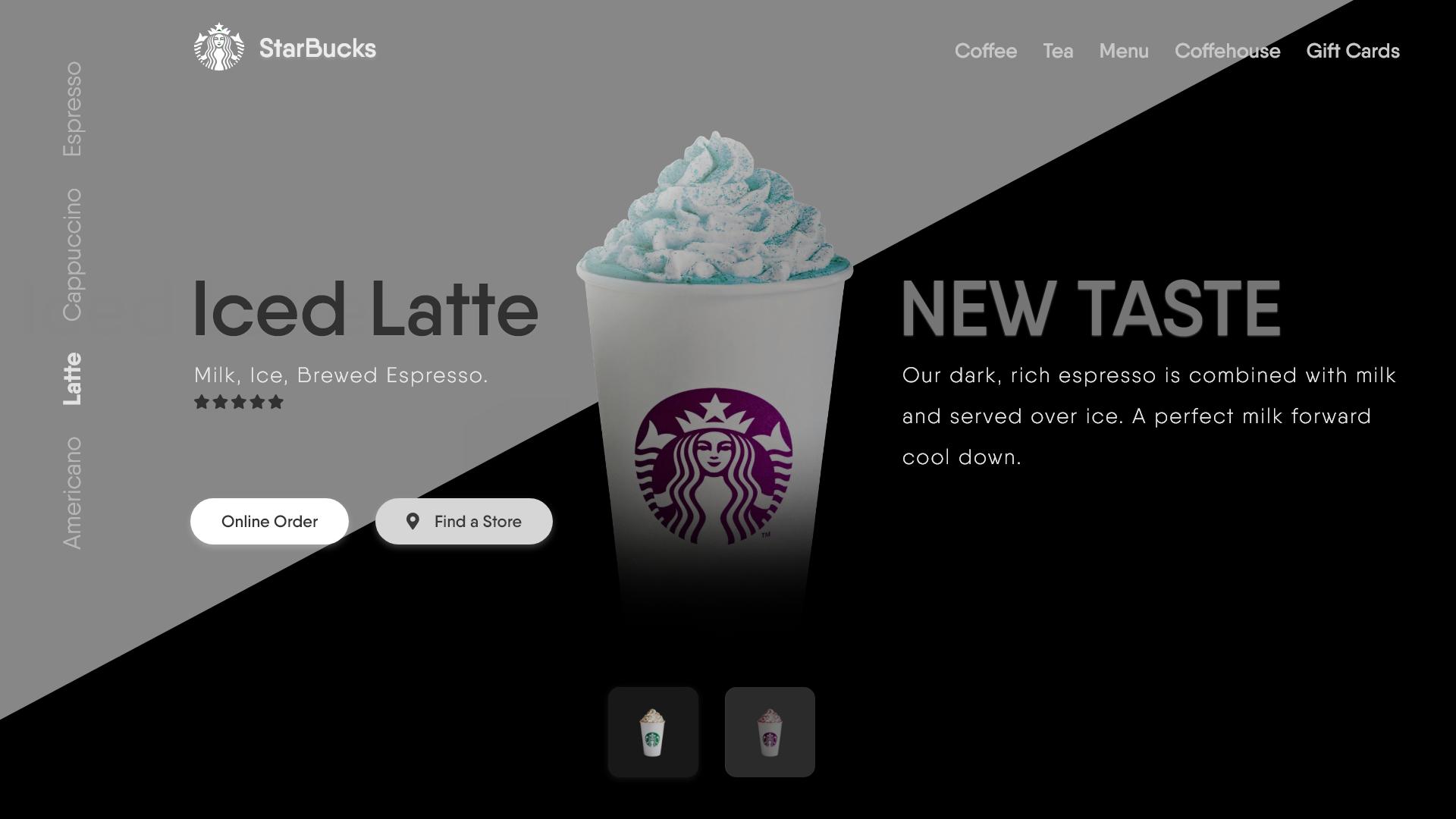 Starbucks promo