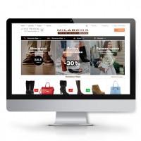 Интернет-магазин - Милагрос - обувной магазин