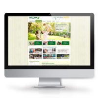 Корпоративный сайт -  Велна - гостиница