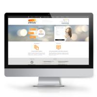 Landing page - IT компания (flat)
