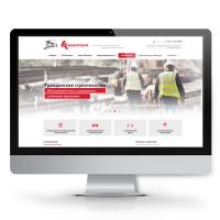 Корпоративный сайт - Строительная компания