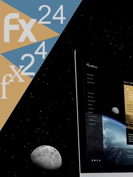 Разработка логотипа компании FX-24 фото f_039545885a681e82.jpg