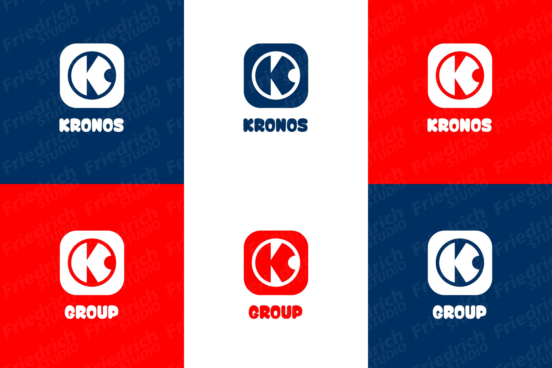 Разработать логотип KRONOS фото f_6065fafe1ef98327.jpg