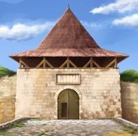 сторожевые ворота