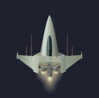 космический кораблик