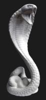 кобра (гипс)