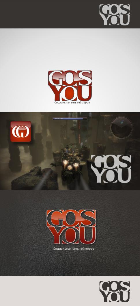 Логотип, фир. стиль и иконку для социальной сети GosYou фото f_049508d0d5567672.png