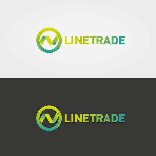 Разработка логотипа компании Line Trade фото f_15550f7abcbf3ec3.png