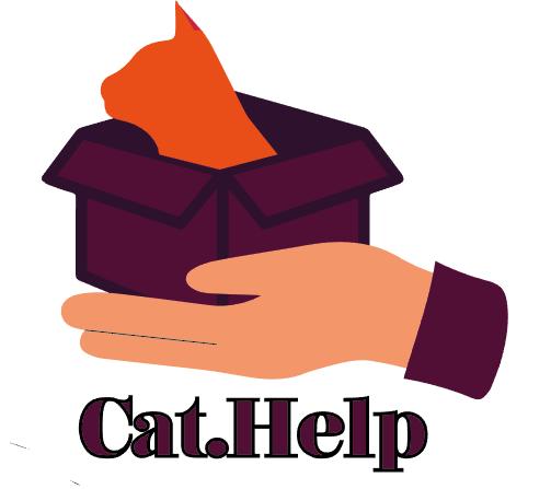 логотип для сайта и группы вк - cat.help фото f_58659d9a40682707.png