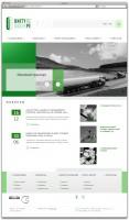 """Сайт-визитка для ООО «Страховая и перестраховочная компания Юнити» на CMS Битрикс """"Старт"""""""